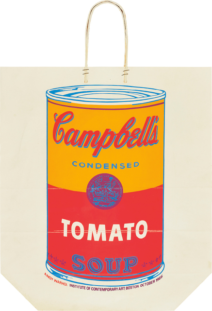 Andy Warhol, 'Campbell's Soup Can (Tomato)', 1966, Phillips