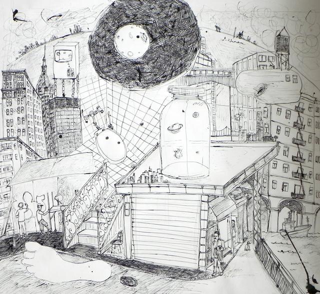 , 'Reisebericht,' 2015, Galerie Krinzinger