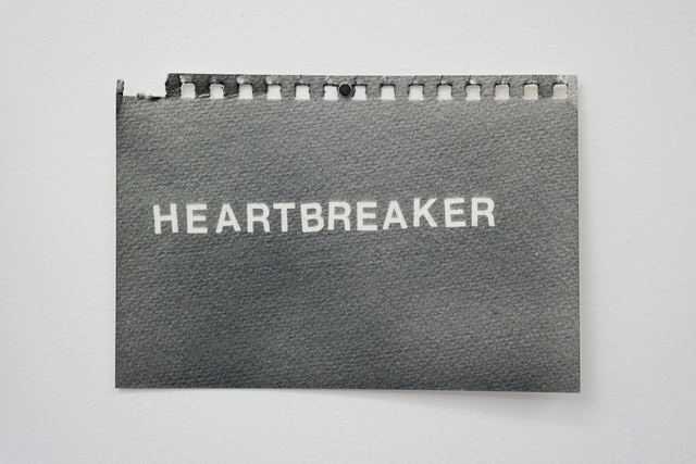 , 'Heartbreaker,' 2016, Wil Aballe Art Projects | WAAP