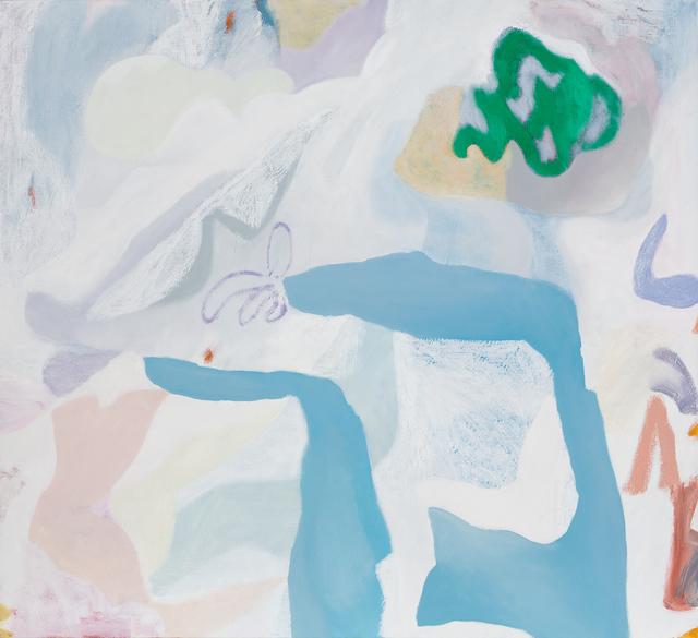 , 'White Noise Shuffle,' 2018, Gallery 9