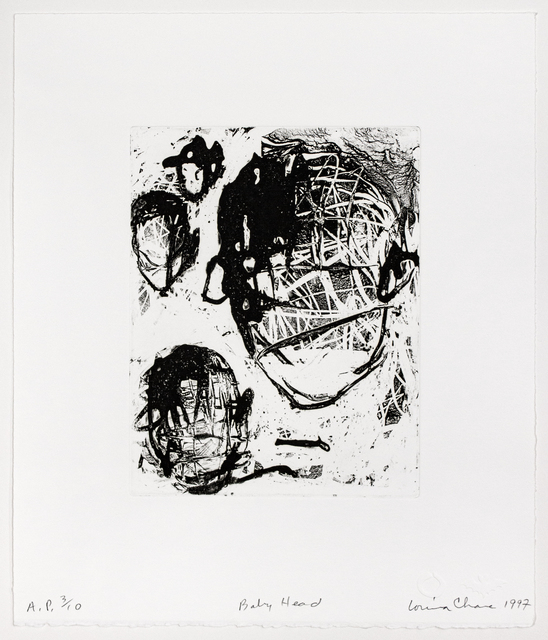 , 'Baby Head,' 1997, Goya Contemporary/Goya-Girl Press