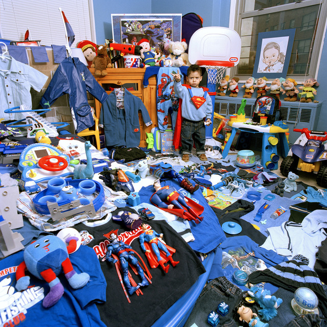 , 'Ethan and His Blue Things,' 2005, Rosier Gallery