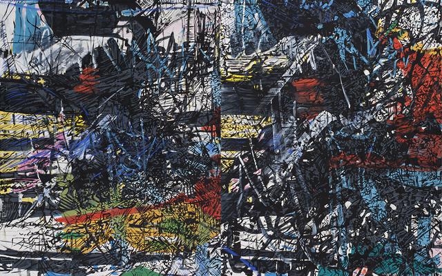 Olea Nova, 'The First Silence', 2014, Mana Contemporary