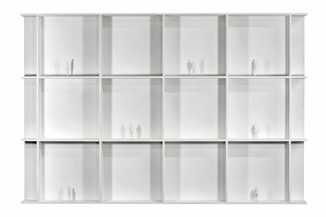 , 'Cartongesso / Nuovo Vita,' 2015, Mario Mauroner Contemporary Art Salzburg-Vienna