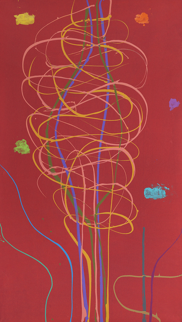 , 'Morning with Miro,' 2005, Berry Campbell Gallery