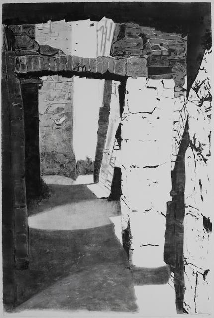 Agnes Murray, 'Approaching Slains Castle #8', 2013, Tabla Rasa Gallery