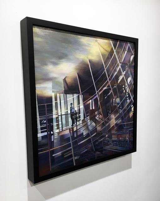 , 'Dawn,' 2017, Duane Reed Gallery