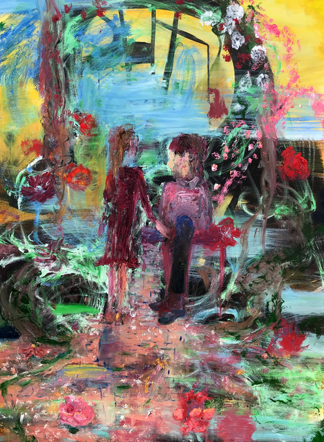 Linnea Paskow, 'Garden', 2019, John Davis Gallery