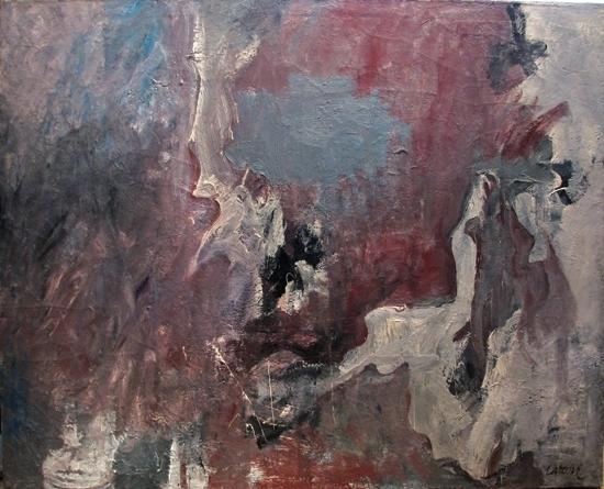 , 'Orpheus,' 1960, New York Studio School