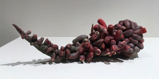 , 'ana (red),' 2017, Goodwin Fine Art