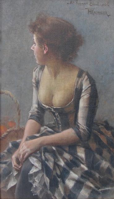 Frederik Kaemmerer, 'Portrait of a Woman', Caldwell Gallery Hudson