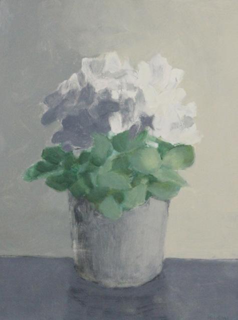 , 'Flower #6 (White Flower),' 2010, Fountain Street