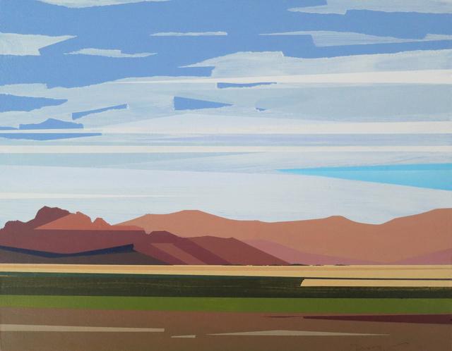 , 'On the Way to Marfa,' 2015, Octavia Art Gallery