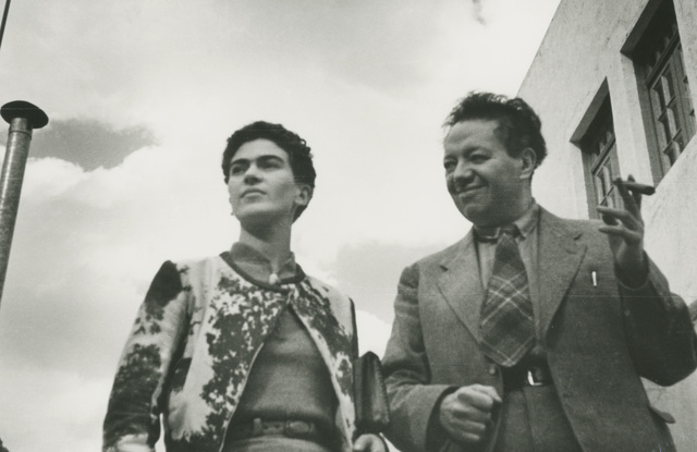 , 'Frida and Diego, Mexico,' 1935, Bentley Gallery