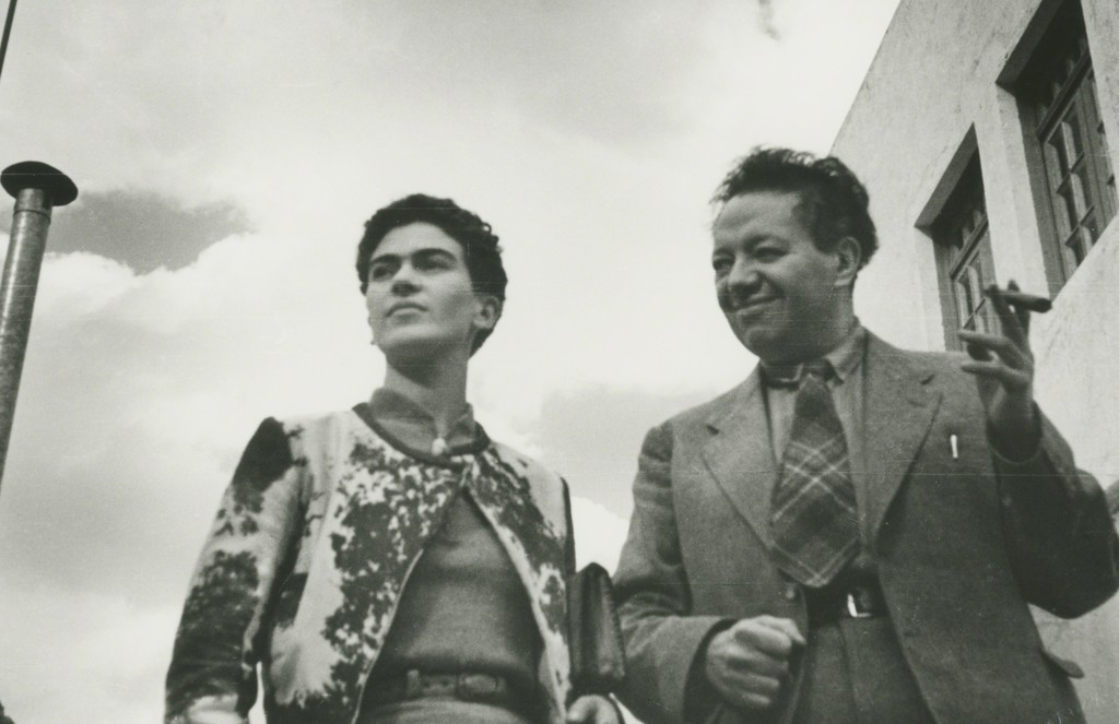Frida and Diego, Mexico