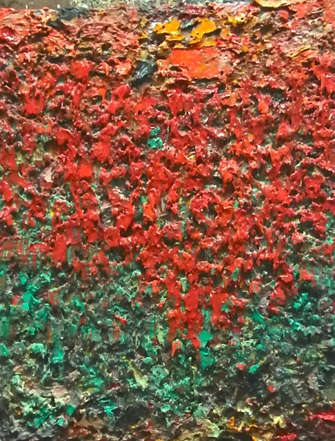 , 'Red over Green,' 2018, Seager Gray Gallery