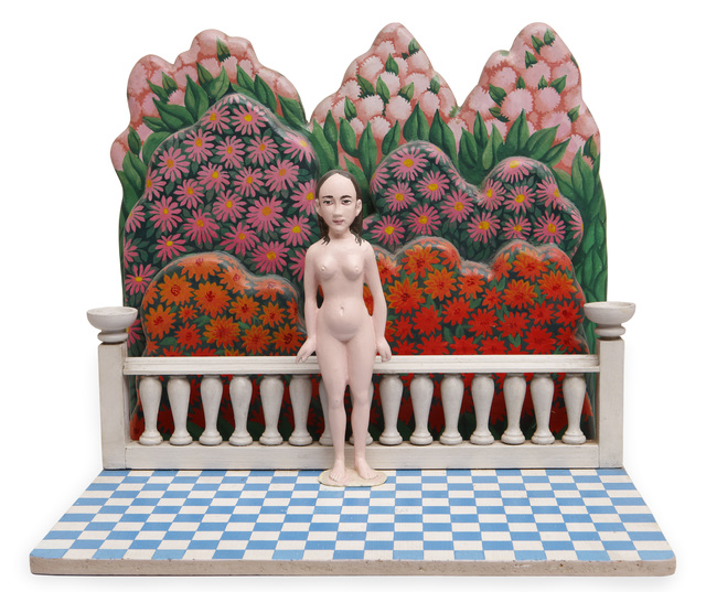, 'En el jardín,' 1972, Fernández-Braso