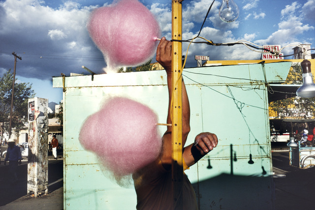 , 'Cotton candy. Oaxaca. MEXICO.,' 1990, Magnum Photos