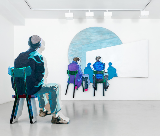 Alexander Dashevskiy, 'Spectators', 2018-2019, Anna Nova Gallery