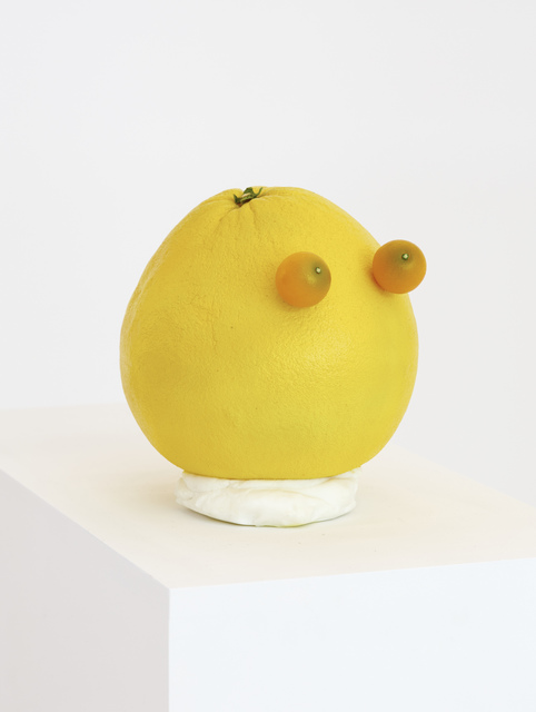 , 'Orange head,' 2016, Sies + Höke