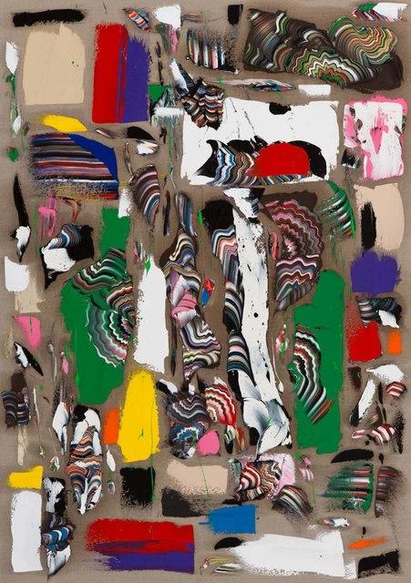 , 'Untitled (1.799),' 2016, Galerie Hans Mayer
