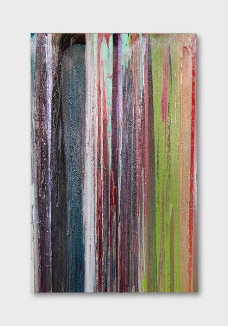 John M. Armleder, 'Traumatic', 2014, Galerie Mehdi Chouakri