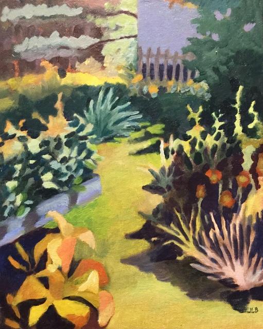 , 'On the Garden Tour,' 2018, Matt Brown Fine Art