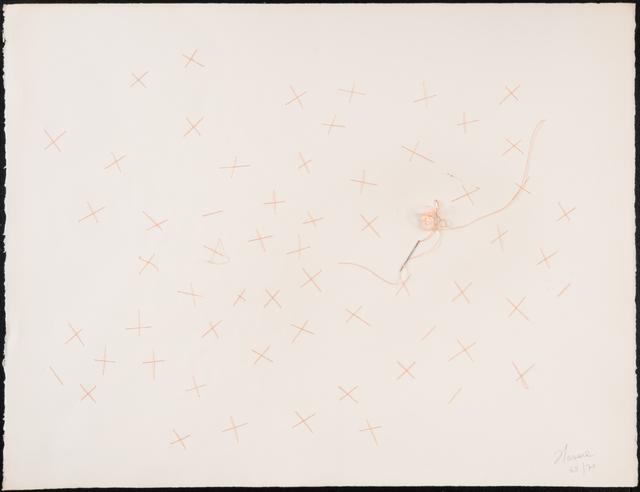 , '[sans titre] (No. inv. 101),' 1968-1970, GALERIE ARNAUD LEFEBVRE