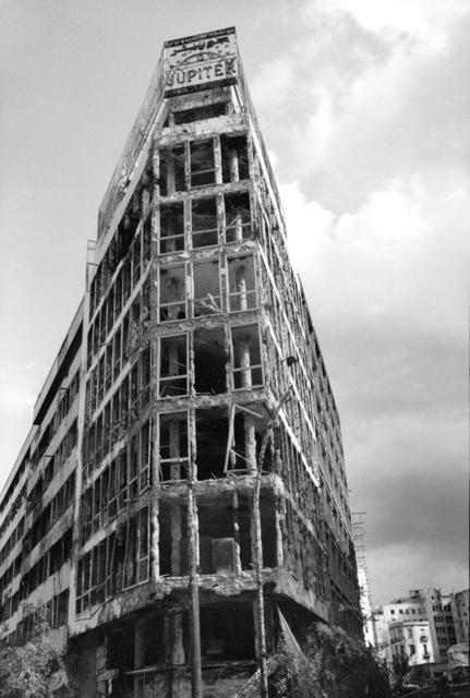 , 'Beyrouth, photographs,' 1984, Jérôme Poggi