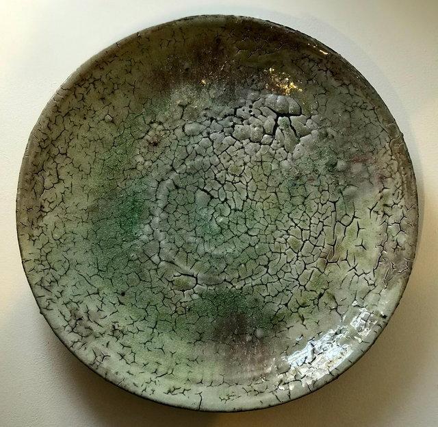 , 'Plate Fossil 1,' 2017, Taste Contemporary