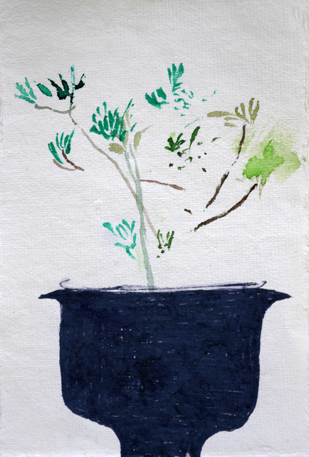 , 'The Flower Pot,' 2016, Museum of Modern Art Dubrovnik