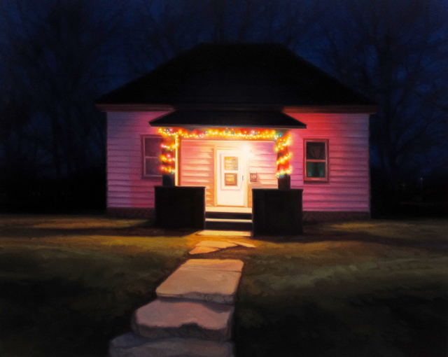 Sarah Williams, 'Sampson Drive', 2018, Andrea Schwartz Gallery