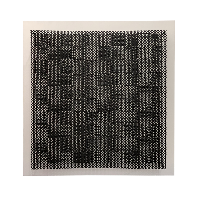 , 'Grille No. 2897,' 2010, Galería RGR