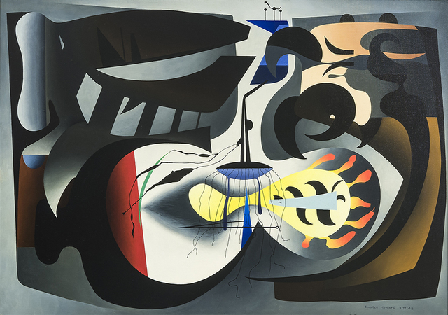 , 'The Lamp,' 1948, Hirschl & Adler Modern