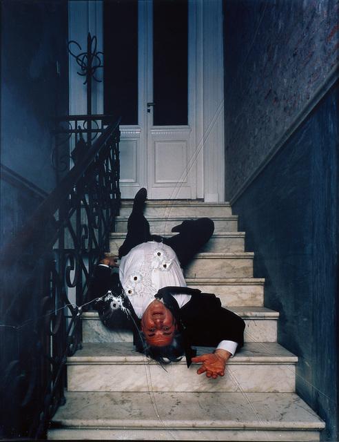 , 'Kriminal,' 1998, Pan American Art Projects