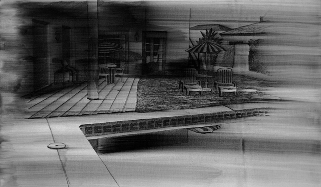 , '«strange/private 11»,' 2015, Galerie Iragui
