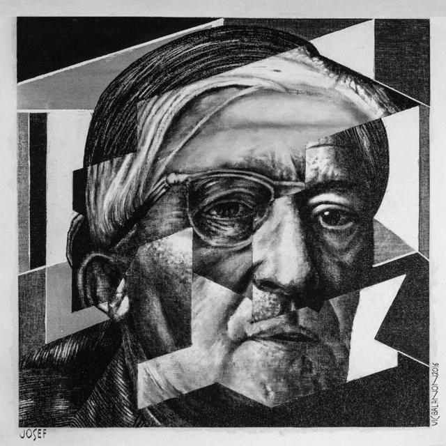 , 'Josef,' 2016, Mind Set Art Center