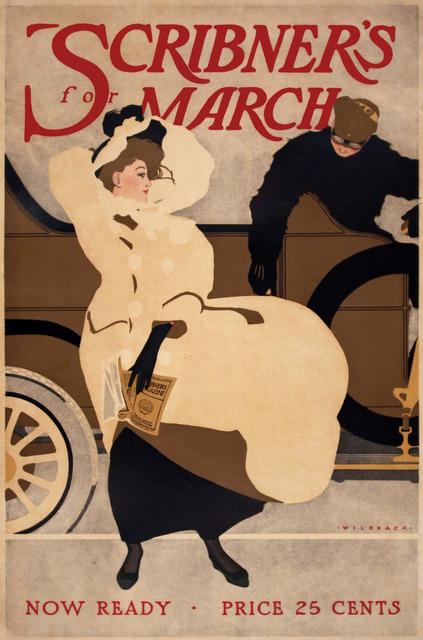 , 'Scribner's For March - Scribner's Magazine,' 1907, Omnibus Gallery