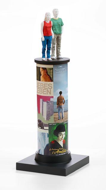 , 'Paar / Säulenheilige,' 2008, Fils Fine Arts
