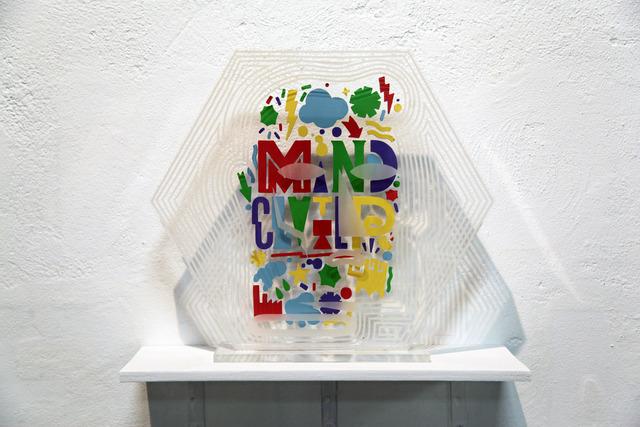 , 'Mind Clutter,' 2014, Underdogs Gallery