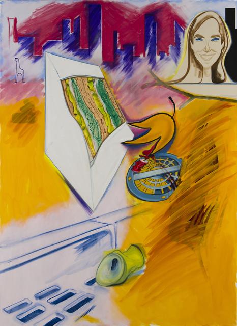 , 'La stagione dell'amore (conviviality without chaos) ,' 2015, Josh Lilley