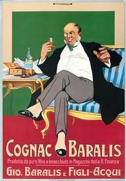 Cognac Baralis. Prodotto da puro vino…