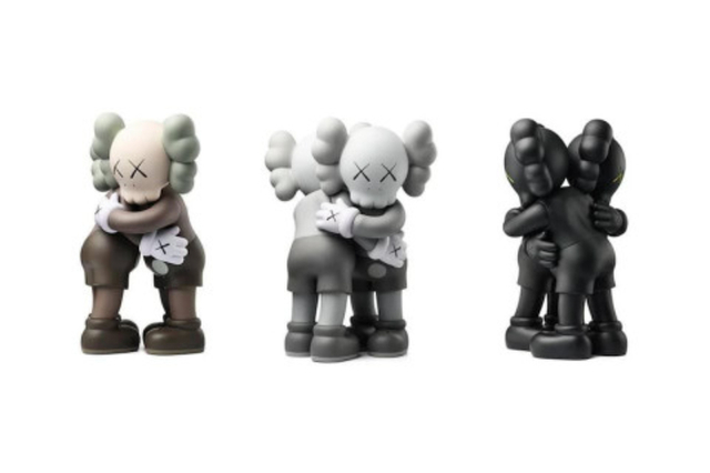 KAWS, 'TOGETHER (SET OF 3)', 2018, Marcel Katz Art