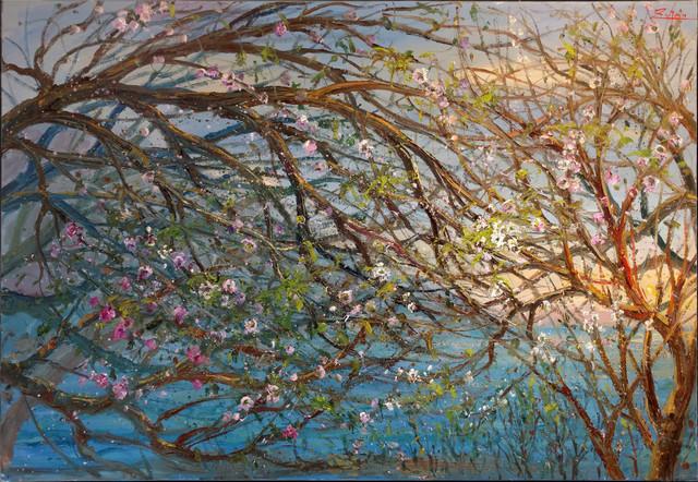 , 'Mediterranean Spring,' 2017, Galerie d'Orsay