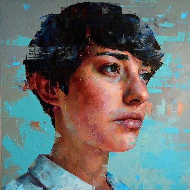 , 'Untitled 05,' 2016, Liquid art system