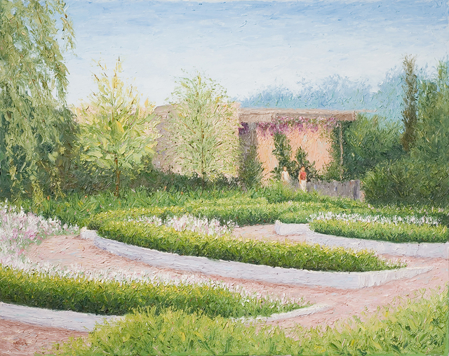 , 'A Day in the Gardens,' 2014, ACS GALLERY