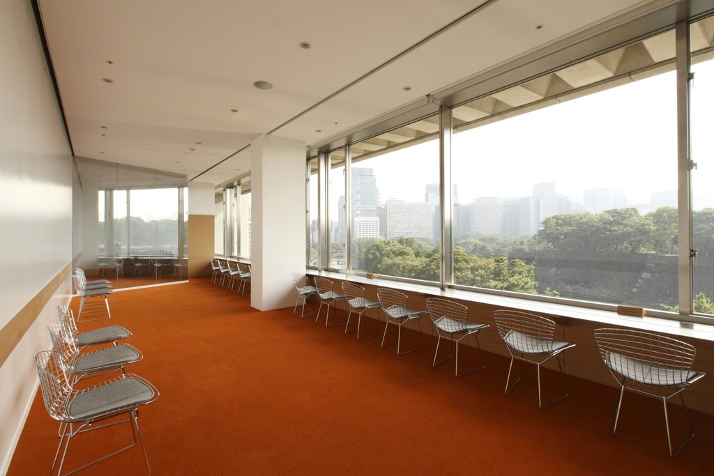 "Installation view of ""A Room With A View"" at The National Museum of Modern Art, Tokyo. Photo: Kioku Keizo"
