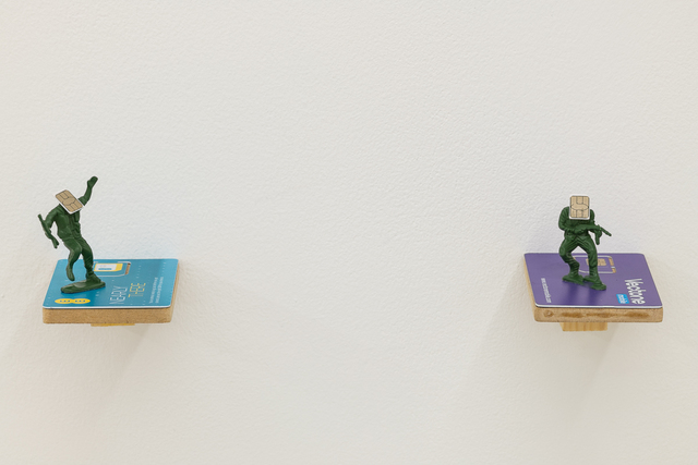 , 'Post WWIII I and II,' 2017, Annka Kultys Gallery
