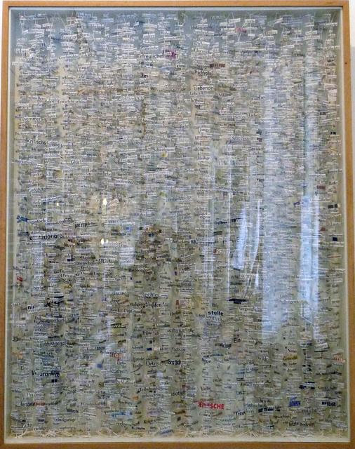 , 'Genommodel Traumfrau | Große Klonierung,' 2013, Galerie Brigitte Schenk