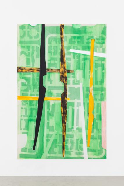 , '*Untitled (mk-1)*,' 2017, DUVE Berlin
